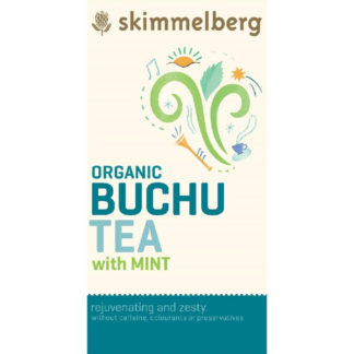 Skimmelberg Organic Buchu and Mint Tea